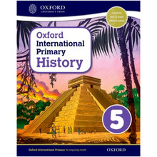 Oxford International Primary History: Student Book 5 - ISBN 9780198418139