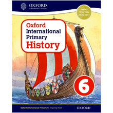 Oxford International Primary History: Student Book 6 - ISBN 9780198418146