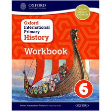 Oxford International Primary History: Workbook 6 - ISBN 9780198418207