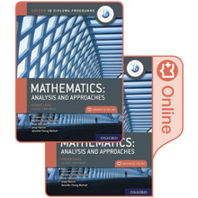 IB Mathematics: Analysis and Approaches Higher Level Print and Enhanced Online Course Book Pack - ISBN 9780198427162