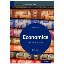 IB-Diploma Economics Study Guide 2nd Edition - ISBN 9780198390015