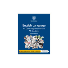 Cambridge International AS and A Level English Language Cambridge Elevate Teacher's Resource - ISBN 9781108455879