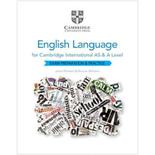 Cambridge International AS and A Level English Language Exam Preparation and Practice - ISBN 9781108731256