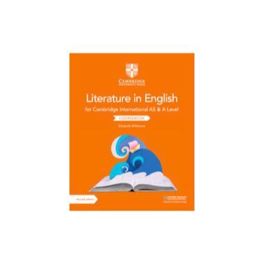 Cambridge International AS & A Level Literature in English Coursebook Cambridge Elevate Edition (2 Years) - ISBN 9781108457910