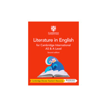 Cambridge International AS & A Level Literature in English Cambridge Elevate Teacher's Resource - ISBN 9781108457347