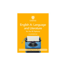 English A: Language and Literature for the IB Diploma Coursebook Cambridge Elevate Edition - ISBN 9781108704946