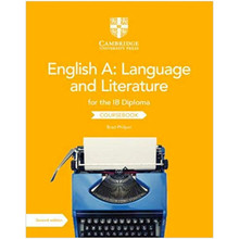 English A: Language and Literature for the IB Diploma Coursebook - ISBN 9781108704939