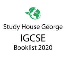 IGCSE Booklist - Study House