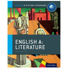 IB-Diploma English A Literature Course Book - ISBN 9780198390084