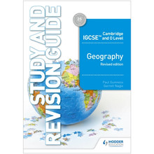Cambridge IGCSE and O Level Geography Study and Revision Guide (Revised Edition) - ISBN 9781510421394