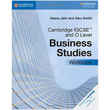 Cambridge IGCSE and O Level Business Studies Workbook - ISBN 9781108710008