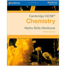 Cambridge IGCSE® Chemistry Maths Skills Workbook - ISBN 9781108728133
