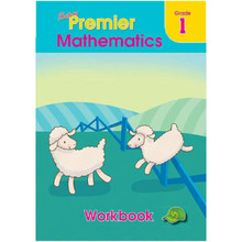Shuters Premier Mathematics Grade 1 Workbook - ISBN 9780796057150