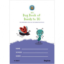 My Bug Book of Bonds to 10 - ISBN 9781776082001