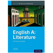IB-Diploma English A Literature Skills and Practice - ISBN 9780199129706