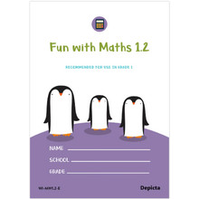 Fun with Maths 1.2 Grade 1 - ISBN 9781776082209