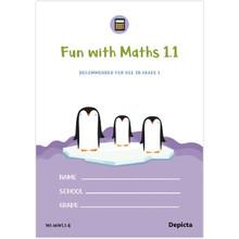 Fun with Maths1.1 Grade 1 - ISBN 9781776082186