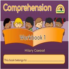 Comprehension Workbook 1 - ISBN 9781920701123