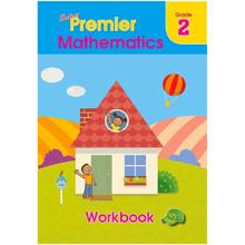 Shuters Premier Mathematics Grade 2 Workbook - ISBN 9780796057181