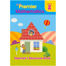 Shuters Premier Mathematics Grade 2 Teacher's Resource Book - ISBN 9780796057174