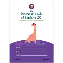 My Dinosaur Book of Bonds to 20 Grade 2 - ISBN 9781770323780