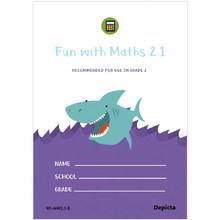 Fun with Maths 2.1 Grade 2 - ISBN 9781776082216
