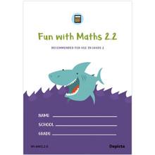 Fun with Maths 2.2 Grade 2 - ISBN 9781776082223