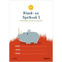 Klank-en-Spelboek 1 - ISBN 9781776082292