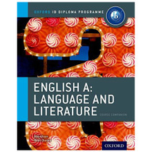 IB-Diploma English A Language and Literature Course Companion - ISBN 9780198389972