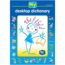My Desktop Dictionary Ages 5-8 - ISBN 9781863112604
