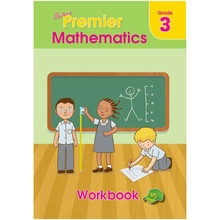 Shuters Premier Mathematics Grade 3 Workbook - ISBN 9780796057211