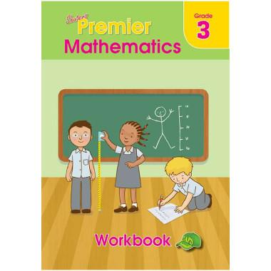 Shuters Premier Mathematics Grade 3 Workbook - ISBN 9780796057211