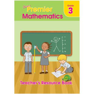 Shuters Premier Mathematics Teachers Book 3 - ISBN 9780796057204