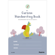 My Cursive Handwriting Book - ISBN 9781770321946