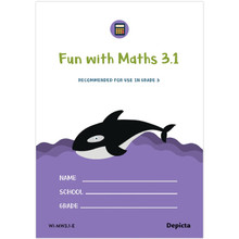 Fun with Maths 3.1 Grade 3 - ISBN 9781776082230