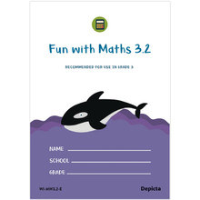 Fun with Maths 3.2 Grade 3 - ISBN 9781776082247