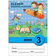 Clever Comprehension Book Grade 3 - ISBN 9781920461164