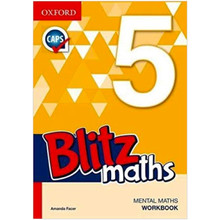 Blitz Mental Maths Gr 5 Workbook - ISBN 9780190401603