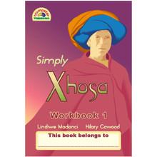 Simply Xhosa Workbook 1 - ISBN 9781920008475