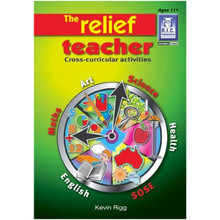 The Relief Teacher Cross-curricular Activities Ages 11+ - ISBN 9781741261424