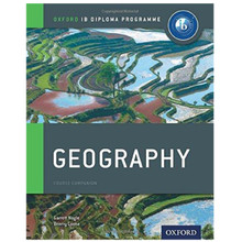 IB Geography Course Book - Oxford IB Diploma Program - ISBN 9780198389170