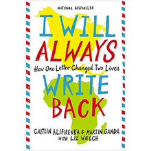 I Will Always Write Back: How One Letter Changed Two Lives - ISBN 9780316241335