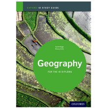 IB Geography Study Guide - Oxford IB Diploma Program - ISBN 9780198389156