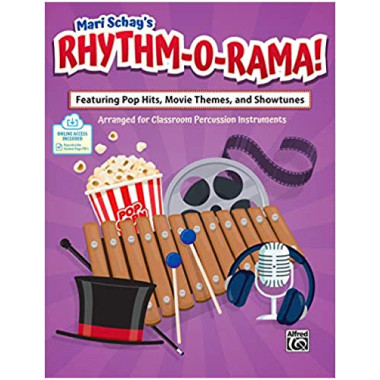 Rhythm-O-Rama! - ISBN 9781470642181
