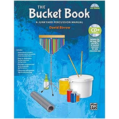 The Bucket Book: A Junkyard Percussion Manual - ISBN 9781470616557