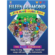 Let's Make Music Fun! Blue Book: Book & CD - ISBN 9781843287759