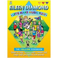 Let's Make Music Fun! Yellow Book: Book & CD - ISBN 9781843287766