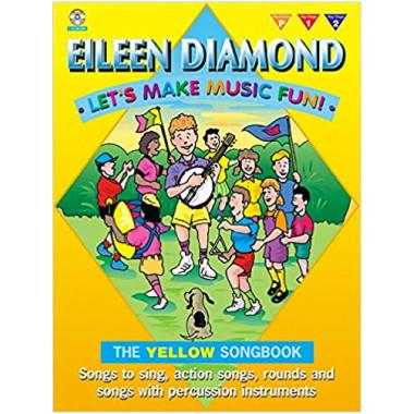 Let's Make Music Fun! Yellow Book: Book & CD - ISBN 9781843287766