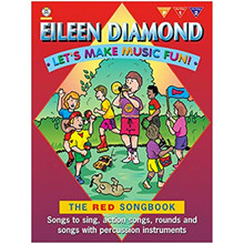 Let's Make Music Fun! Red Book: Book & CD - ISBN 9781843287742