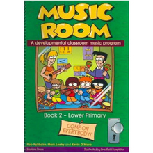 Music Room Book 2 : Lower Primary Level - ISBN 9781876772321